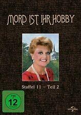 MORD IST IHR HOBBY-STAFFEL 11-TEIL 2  3 DVD NEU
