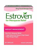 Estroven Weight Management One Per Day Multi-symptom Menopause ... Free Shipping