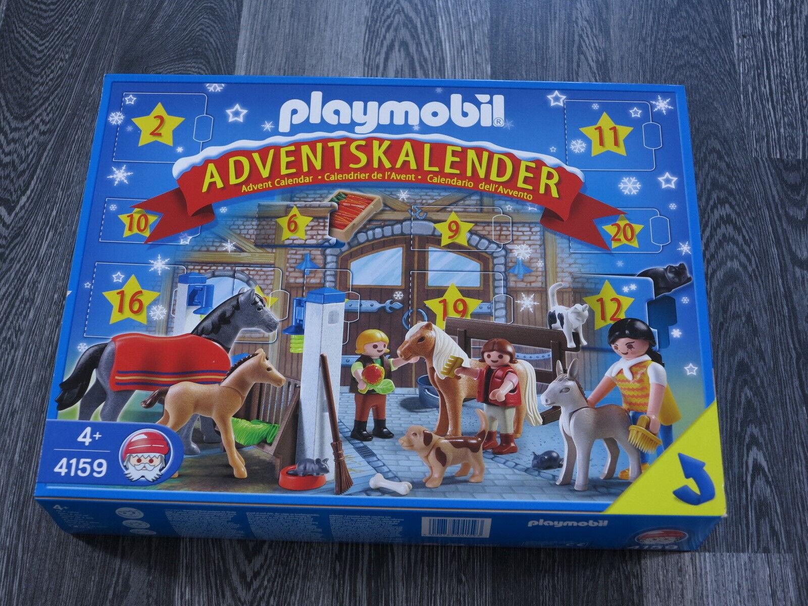 PLAYMOBIL Advent Calendario  4159 nuovo e nella confezione originale sigillata        RARI     acquista marca