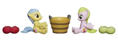 B26 My Little Pony Friendship Magic Set 2-Pack Apple Flora Candy Caramel Tooth