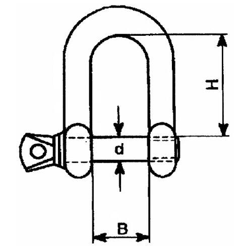 16 avec einschweiß mère Torband acier réglable m12 anschweißband 14