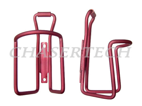 New MTB Bicycle Road Bike Alloy Bottle Cages SB Pink 1 Pair