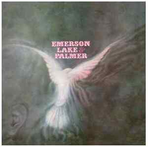 Emerson-Lake-amp-Palmer-Self-titled-2-CD-NEW-and-Keith-Emerson