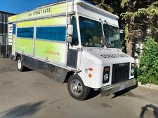 1995 Commercial Food Truck California Bubble Top