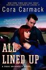 All Lined Up: A Rusk University Novel by Cora Carmack (Paperback, 2014)