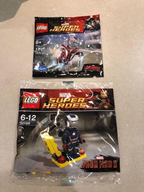 Lego Iron Patriot 30168 Exclusive Polybag