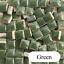 thumbnail 15 - Tiny Ceramic Mosaic Tiles For Crafts Square Porcelain Art Pieces Hobbies 50pcs
