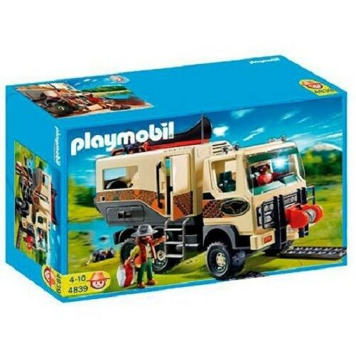 Playmobil 4839 - Adventure Truck Safari NEU OVP