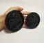 New-Gloss-Black-Front-Hood-90mm-Tailgate-80mm-Logo-Emblem-Badge-For-Skoda-Option miniature 1