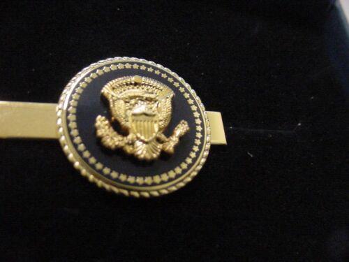 Presidential seal tie clip President TRUMP tie clip