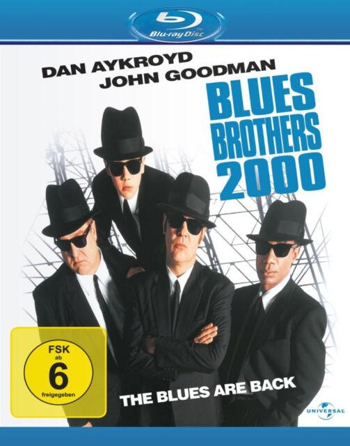 Blues Brothers 2000 (John Goodman - Dan Aykroyd)                 | Blu-ray | 028