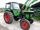 Landwirtschaft, Traktor, Schlepper, Oldtimer, Deutz, D 6806-S, Frontlader, TOP