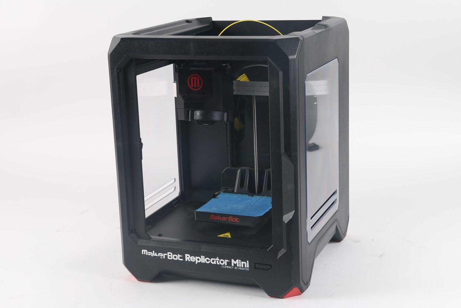 MakorBot Replicador Mini Compacto Fifth Generación 3D Impresora - Como Es