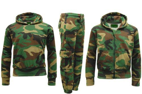 Militaire Armée Combat Camouflage Sweat À Capuche Capuche Haut Veste 5 couleur Polaire Fermeture Éclair