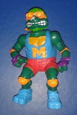 1991 *** Skateboardin Mike (disguise 2) *** Teenage Mutant Ninja Turtles Tmnt