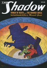 The Shadow #22 Tower of Death & The Hooded Circle PB Sanctum Maxwell Grant