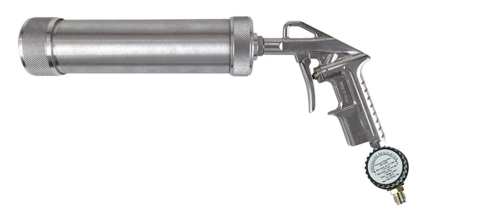 Pneumatic Air Caulking Gun With Air Flow Regulator Caulk Dispensing Gun Ebay