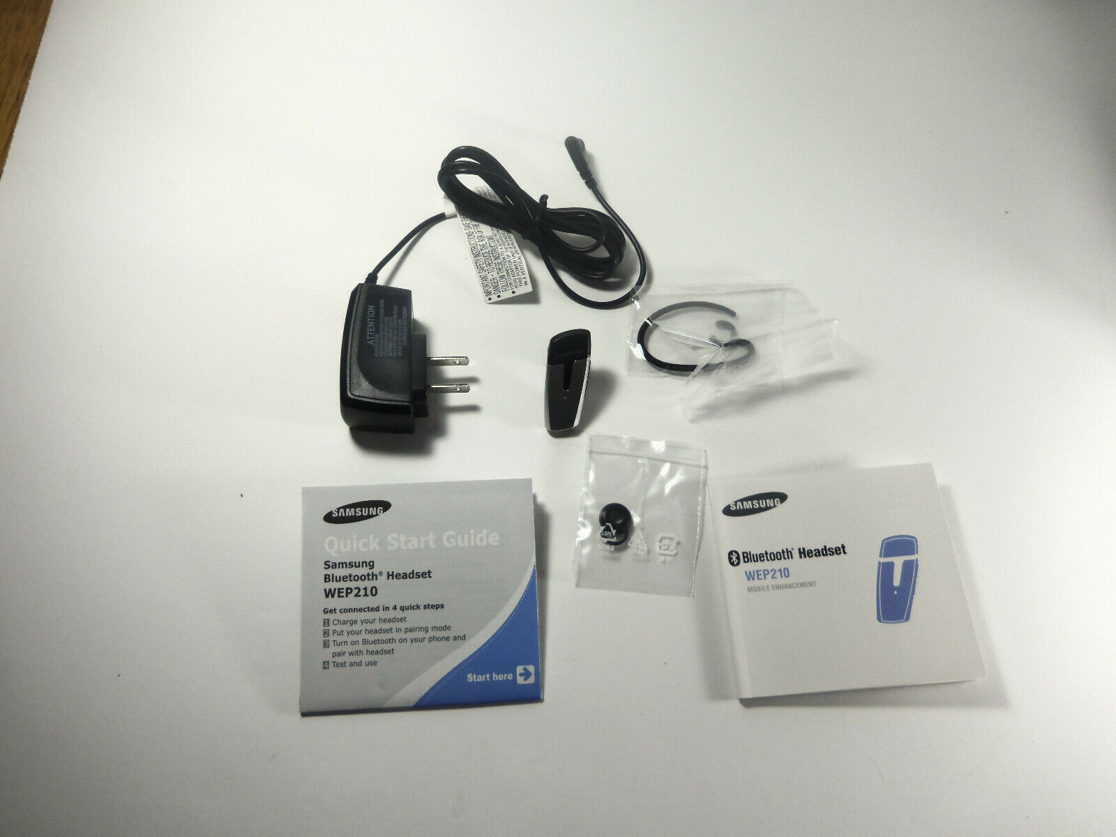 Samsung Wep210 Bluetooth Headset Supm82733 Factory Great Find Wow For Sale Online Ebay