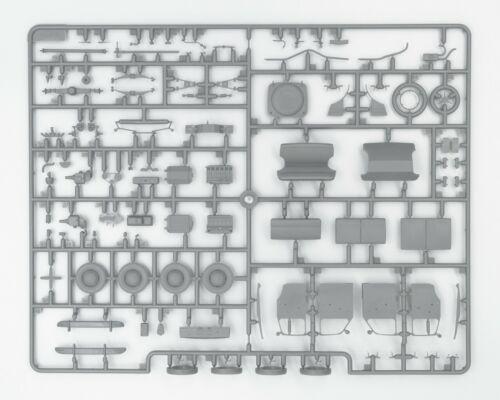 Kadett K38 Saloon, Kapitan Saloon ICM DS3504-1//35 Wehrmacht Personnel Cars