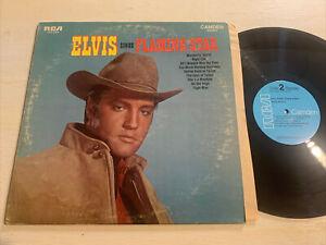 Elvis Presley Elvis Sings Flaming Star LP RCA Camden Stereo VG+!!!!