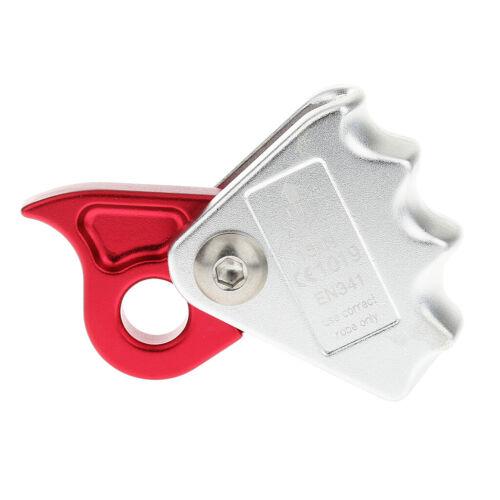 Kletterausrüstung Kletter Seilgreifer Für 9mm-12mm Seil Abseilgerät Abseilen