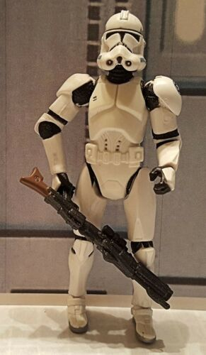 """Star Wars Action Figures Loose-Comme neuf-Condition 3-3//4/"""" Storm-Troopers etc Clones"""