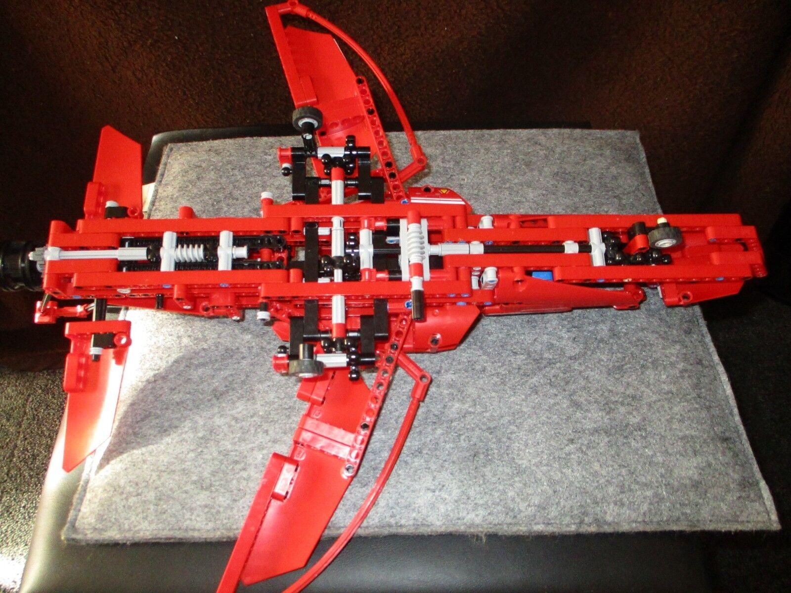 Heng Heng Heng aime Noël, la chaleur du coeur Lego Technic-Jet Plane nº 9394 avec ba   Elaborer  b3c8b2