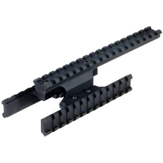 LEAPERS UTG MNT-MNTR01 MOSIN NAGANT TRI-RAIL TACTICAL SCOPE MOUNT FAST SHIPPING