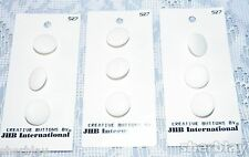 Huge JHB International ESTATE Button LOT UnUsed Scrapbooking Sewing Crafts