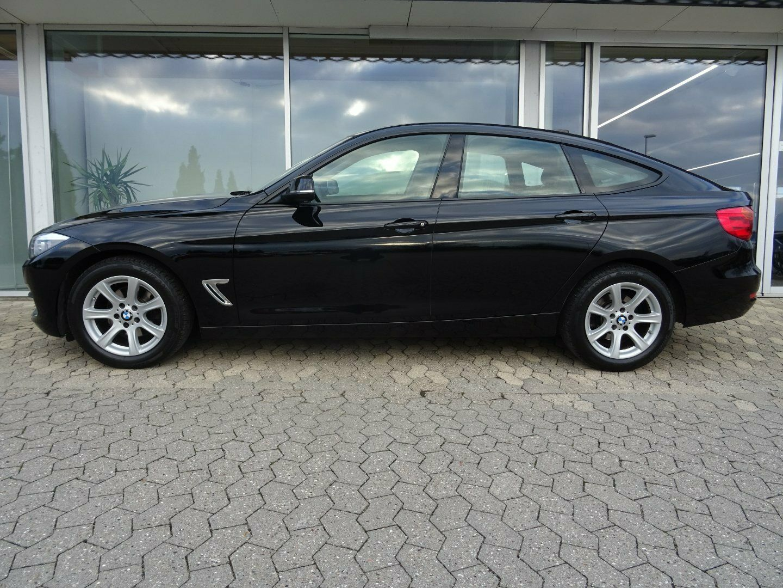 BMW 320d 2,0 Gran Turismo aut. 5d - 339.900 kr.