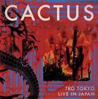 TKO Tokyo: Live In Japan [Box] by Cactus (CD, Sep-2014, 3 Discs, Cleopatra)