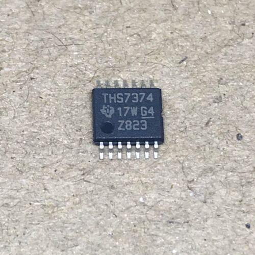 10PCS NEW TI THS7374IPWR TSSOP14,4-Chan