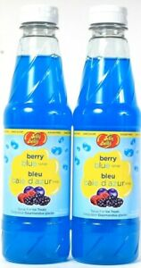 2-Bottles-Jelly-Belly-16-Oz-Berry-Blue-Syrup-Sugar-And-Gluten-Free-BB-4-2022