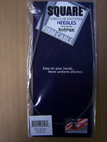 Kollage Square Circular Knitting Needles 16 Firm