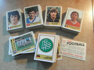 original-PANINI-STICKERS-EURO-FOOTBALL-76-1976-complete-your-collection