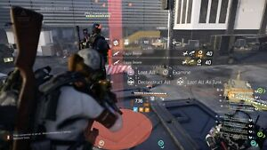 DIVISION 2 /  EXOTIC ASSAULT RIFLE EAGLE BEARER ( CHEAP/GUARANTEED FAST ) PS4