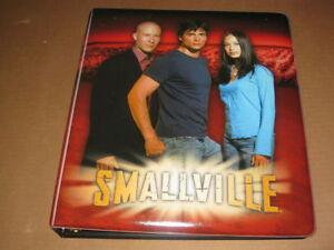 Smallville-Season-2-Trading-Card-Binder-Album