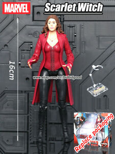 Marvel-Scarlet-Witch-Avengers-Legends-Heroes-7in-Action-Figure-Collect-Gifts-Toy