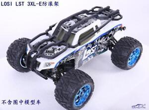 QingLeng-Nylon-Body-Keel-Roll-Cage-for-Losi-1-8-LST-3XL-E-Monster-Truck