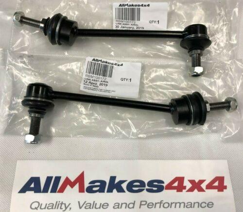 ALLMAKES Land Rover Freelander 1 Avant Anti-roll bar drop Link Articulations RBM100172