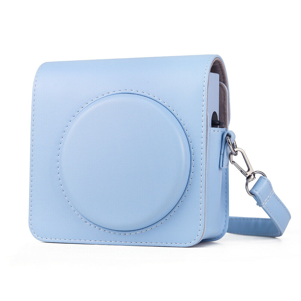 For Fujifilm instax SQUARE SQ1 Film Camera PU Leather Carrying Bag 4 Colors