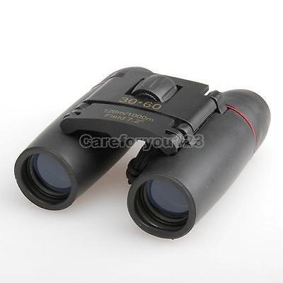 Mini Style 30x60 Night Day Vision Zoom Telescope Binoculars 126m To 1000m