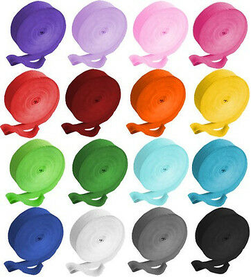 Crepe Paper Streamer 500 ft. 6pack