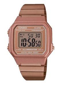 CASIO Digital Retro B650WC-5AEF B650WC-5A