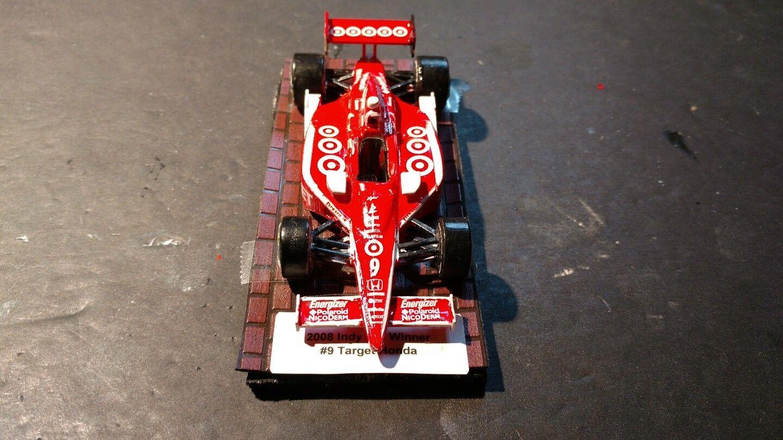 1 43 2008 Indy 500 Winner Scott Dixon  9 Target Dallara Honda