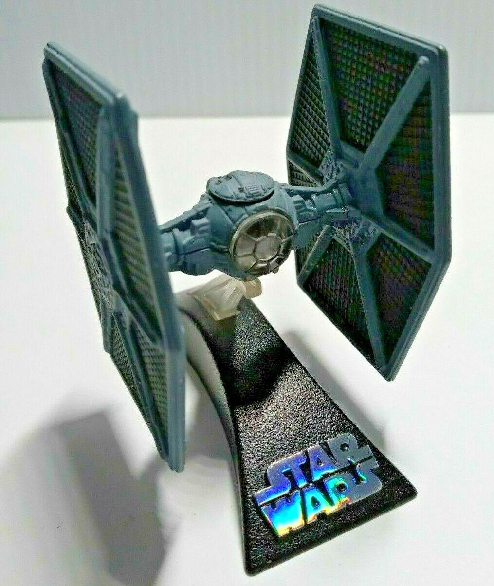 Titanium Series Star Wars 3 Inch Vehicles TIE Interceptor Hasbro 34684