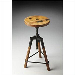 Terrific Butler Specialty 2048025 Revolving Bar Stool Metalworks Machost Co Dining Chair Design Ideas Machostcouk