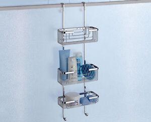Portasapone porta oggetti appendibile vasca box doccia 3 - Porta saponi doccia ...