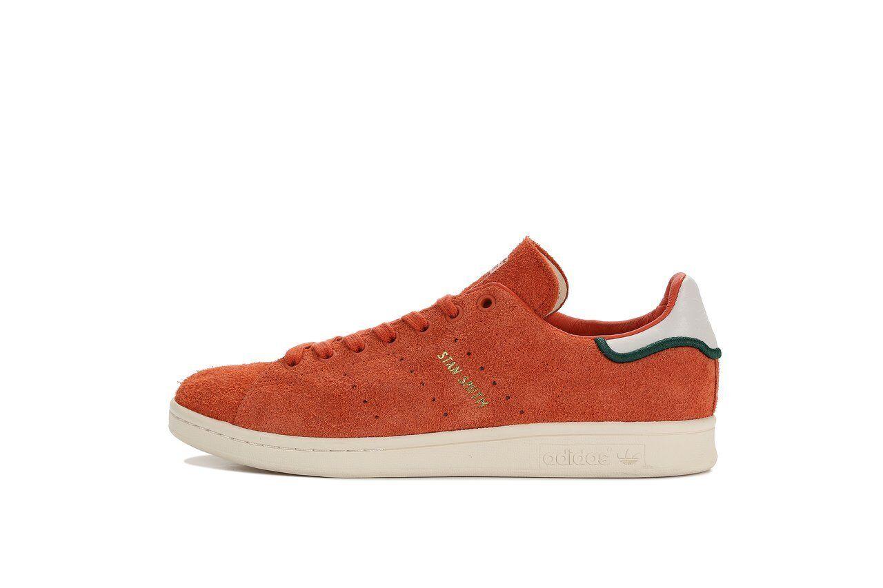 ADIDAS STAN SMITH    Orange   Weiß  CQ3091  UK 10, 11 26870b
