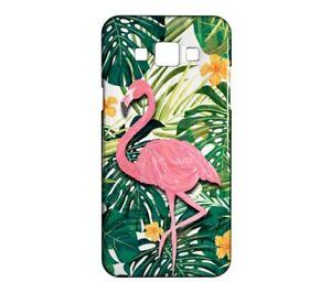 Détails sur Coque rigide pour Galaxy Grand Prime Flamant Rose Flamingo Concept Art 01